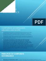 Corporate Governance Amity PHD Presentation - Copy