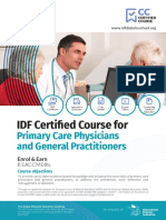 Primary Care Phy Course Leaflet