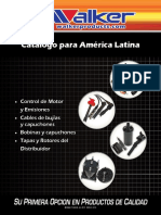 Engine Mgmt and Ignition Buyers Guide Latin Region WBG41-121A