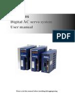 SD Servo Driver Detail Manual