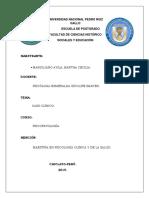 Caso Clinico de Ica