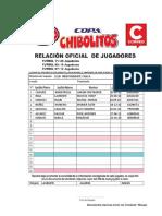 Ficha - Independiente