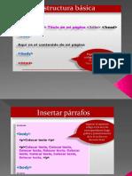 CREACION DE PAG WEB