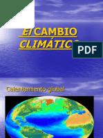 Daños a La Atmosfera y Cambio Climático