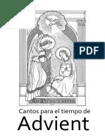 Cancionero de Adviento - para los fieles.docx