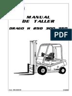 Manual Taller Drago 250-350 h