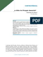 Racismo no sitio do Pica-Pau-Amarelo
