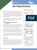 8-TB - Pool Room Design Summary