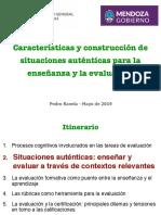 Ravela en Mendoza Situaciones Auténticas