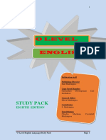 'O' LEVEL ENGLISH LANGUAGE STUDY PACK(1).pdf