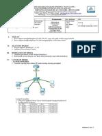 Jobsheet 2-Konfigurasi VLAN Menggunakan Switch Dan Router