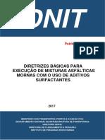 Verso Preliminar Publ. Misturas Asflticas Mornas25917