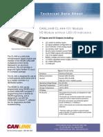 HEDTD-CL444-101-C1g