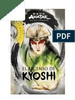 El Ascenso de Kyoshi ESP