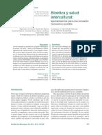 Bioética y salud Intercultural.pdf