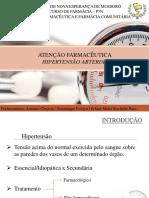 Apresentação - Atenção Farmacêutica (Hipertensão)