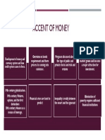accent of money ppt