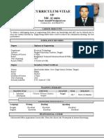 CV of AL Amin.doc