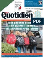 Mon Quotidien 6656