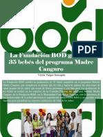 Víctor Vargas Irausquín - La Fundación BOD Graduó a 35 Bebés Del Programa Madre Canguro