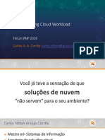Minicurso Cloud Workload