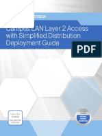 CVD-Campus LAN L2 Access Simplified