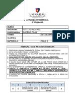 Prova2_CÁLCULO INTEGRAL .pdf