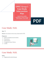 opec group 1 case study intervention plan