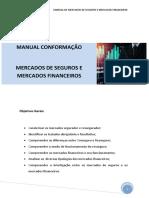 M1 - Manual de Mercados de Seguros e Mercados Financeiros