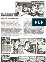 00 Star Trek Comic Strip US - Star Trek