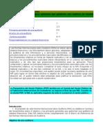 NIA 200-299 Responsabilidades