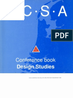 ACSA Conference Book Design Studies