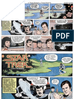 04 Star Trek Comic Strip US - Double Bluff