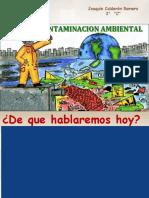 Contaminacion Ambiental Joaquin - 1