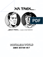 07 Star Trek Comic Strip US - Heads of State