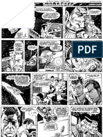 17 Star Trek Comic Strip US - Goodbye to Spock