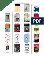 40 Libros Que Deberías Leer Antes de Los 40