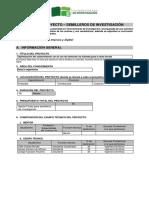 Formato Semilleros Proyecto Sig