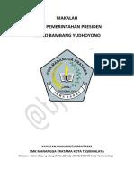 300892319-MAKALAH-PEMERINTAHAN-SBY.pdf