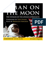 [2015] A Man on the Moon by Andrew Chaikin | The Voyages of the Apollo Astronauts | Novel Audio