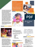 parent brochureclass syllabus