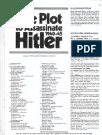 Plot to Assassinate Hitler