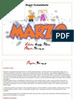 Modelo Planeacion MARZO
