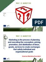 Marketing Notes PDF