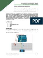 Ejercicio1 13 Arduino Ultrasonico