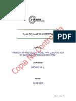 Pma - Fabricacion Linea de Vida - Rev 01