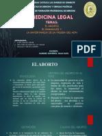 Medicina Legal Adn
