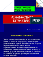 TALLER Plan Estrategico 3ra Parte