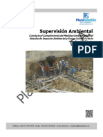 PlaniGestion Supervision Ambiental