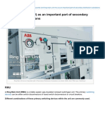 Electrical-Engineering-portal.com-Ring Main Unit RMU as an Important Part of Secondary Distribution Substations